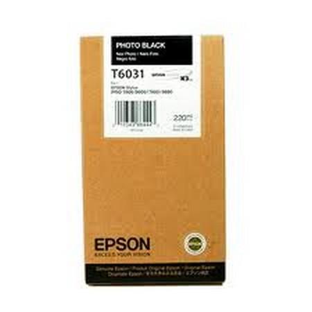 Comprar cartucho de tinta C13T603100 de Epson online.