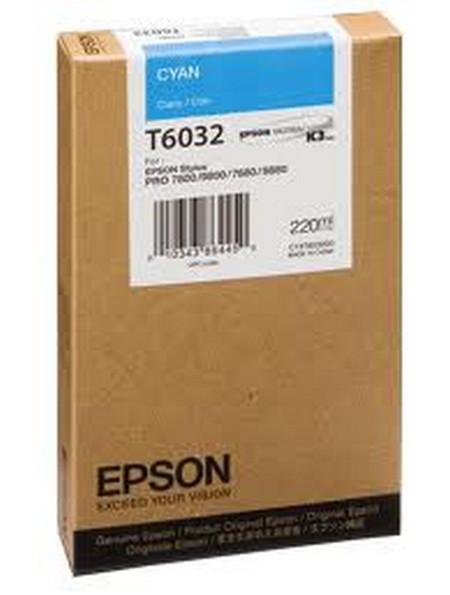 Comprar cartucho de tinta C13T603200 de Epson online.