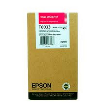 Comprar cartucho de tinta C13T603300 de Epson online.