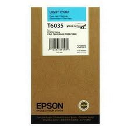 Comprar cartucho de tinta C13T603500 de Epson online.
