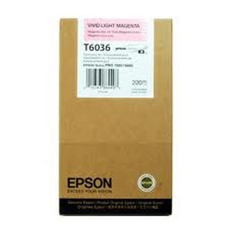 Comprar cartucho de tinta C13T603600 de Epson online.