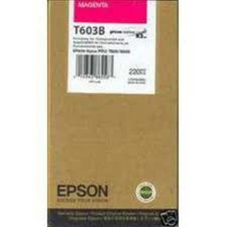 Comprar cartucho de tinta C13T603B00 de Epson online.