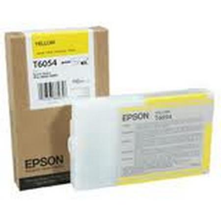 Cartuchos de tinta CARTUCHO DE TINTA AMARILLO 110 ML EPSON T6054