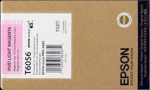 Cartucho de Tinta Magenta Claro 110 ml T6056
