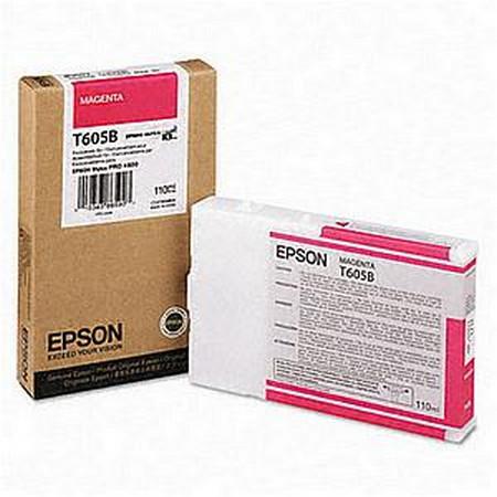Comprar cartucho de tinta C13T605B00 de Epson online.