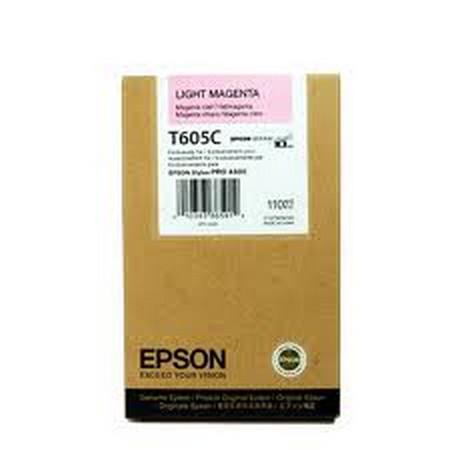 Comprar Cartucho de tinta C13T605C00 de Epson online.