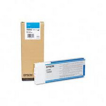 Cartucho de tinta CARTUCHO DE TINTA CIAN 220 ML EPSON T6062