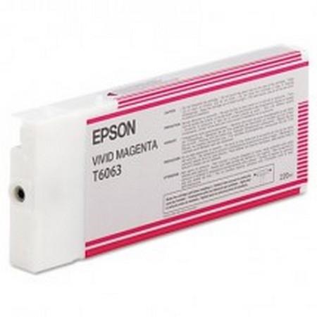Comprar cartucho de tinta C13T606300 de Epson online.