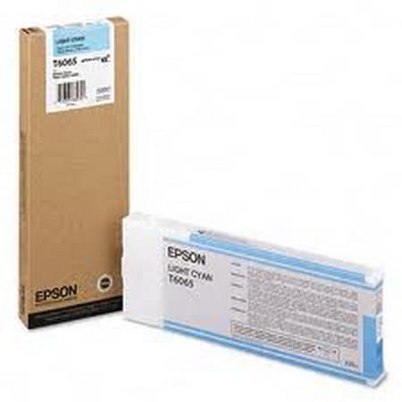 Cartucho de tinta CARTUCHO DE TINTA CIAN CLARO 220 ML EPSON T6065