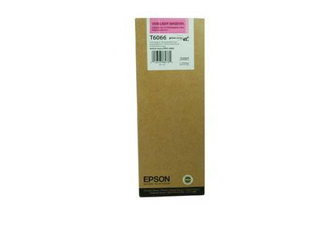 Cartucho de tinta CARTUCHO DE TINTA MAGENTA CLARO 220 ML EPSON T6066