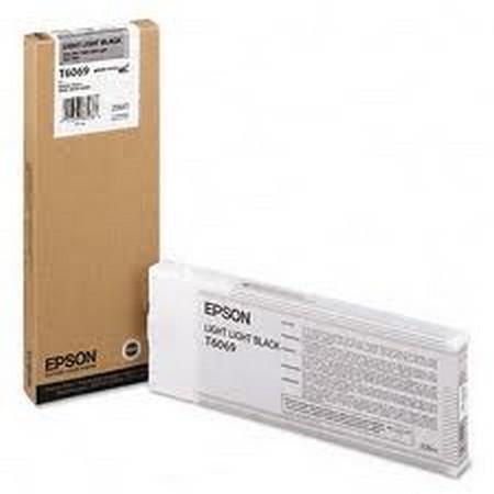 Cartuchos de tinta CARTUCHO DE TINTA NEGRO CLARO CLARO 220 ML EPSON T6069