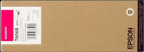 Cartucho de Tinta Magenta 220 ml T606B