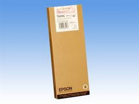 Cartuchos de tinta CARTUCHO DE TINTA MAGENTA CLARO 220 ML EPSON T606C