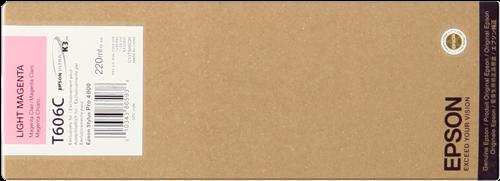 Cartucho de Tinta Magenta Claro 220 ml T606C
