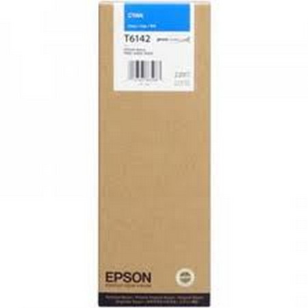 Cartucho de tinta CARTUCHO DE TINTA CIAN 220 ML EPSON T6142