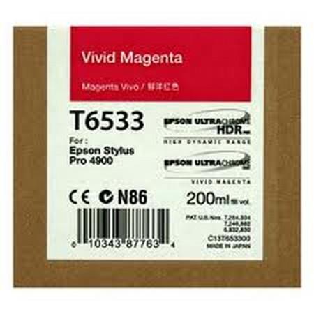 Comprar cartucho de tinta C13T653300 de Epson online.