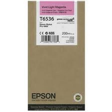 Comprar cartucho de tinta C13T653600 de Epson online.