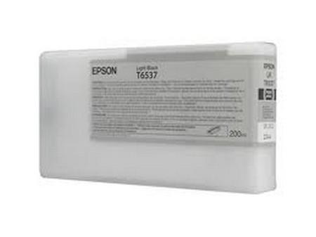 Cartuchos de tinta CARTUCHO DE TINTA GRIS 200 ML EPSON T6537