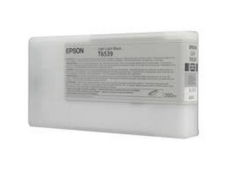 Cartuchos de tinta CARTUCHO DE TINTA GRIS CLARO 200 ML EPSON T6539