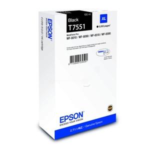 Comprar cartucho de tinta alta capacidad C13T755140 de Epson online.