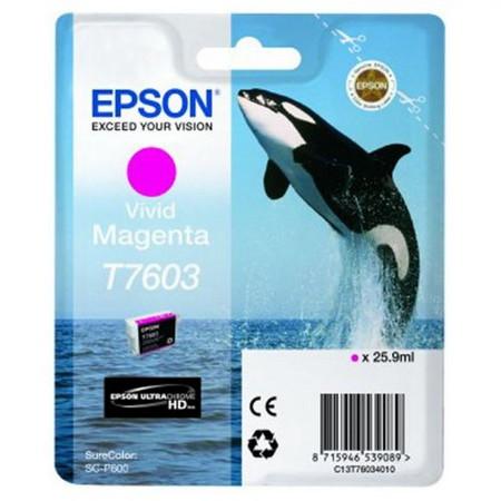 Comprar cartucho de tinta C13T76034010 de Epson online.