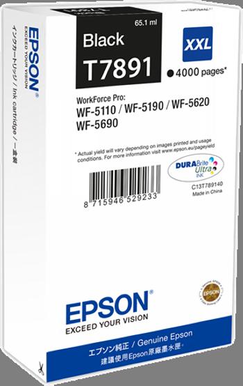 Comprar cartucho de tinta alta capacidad C13T789140 de Epson online.