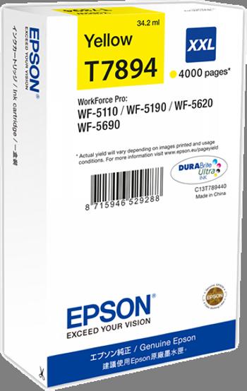 Comprar cartucho de tinta alta capacidad C13T789440 de Epson online.