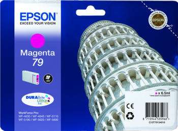Comprar cartucho de tinta C13T79134010 de Epson online.