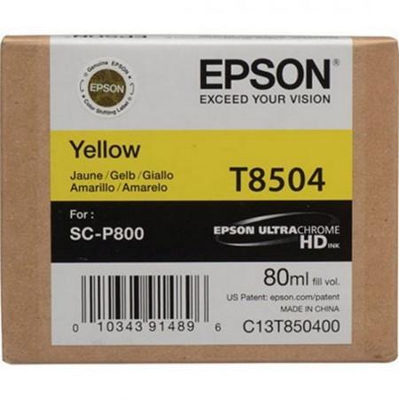 Comprar cartucho de tinta C13T850400 de Epson online.