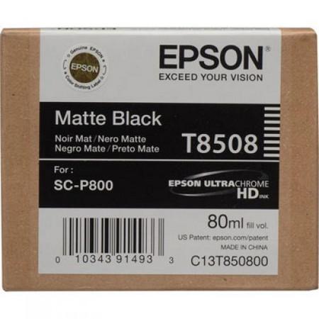 Comprar Cartucho de tinta C13T850800 de Epson online.