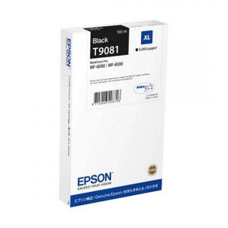 Comprar cartucho de tinta alta capacidad C13T908140 de Epson online.