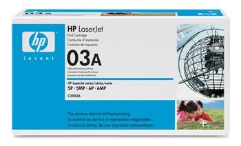 Comprar cartucho de toner C3903A de HP online.