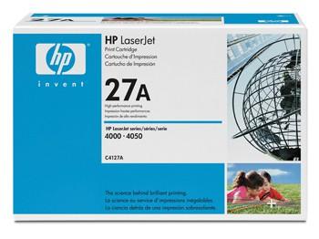 Comprar cartucho de toner C4127A de HP online.