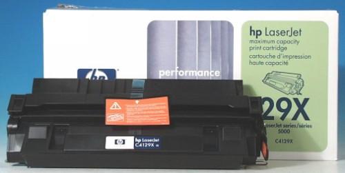 Comprar cartucho de toner C4129X de HP online.