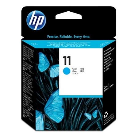Cartucho de tinta CABEZAL DE IMPRESION CIAN HP Nº 11