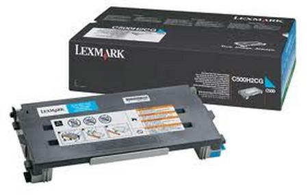 Comprar cartucho de toner C500H2CG de Lexmark online.