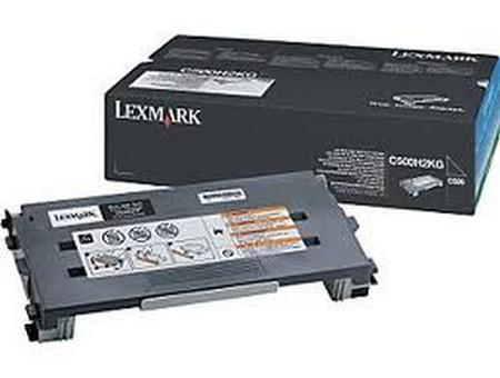 Comprar cartucho de toner C500H2KG de Lexmark online.