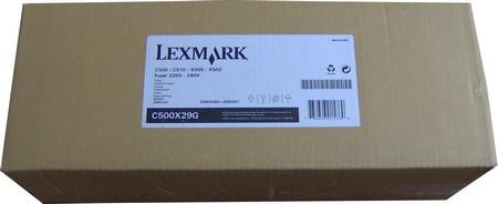 Comprar fusor C500X29G de Lexmark online.