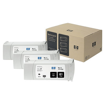 Comprar Pack de 3 cartuchos de tinta C5066A de HP online.