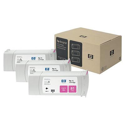 Comprar Pack de 3 cartuchos de tinta C5068A de HP online.
