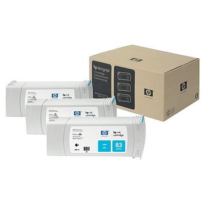 Comprar Pack de 3 cartuchos de tinta C5073A de HP online.