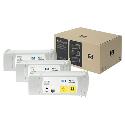 Comprar Pack de 3 cartuchos de tinta C5075A de HP online.