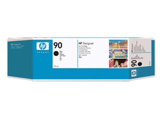 Cartucho de tinta CARTUCHO DE TINTA NEGRO 775 ML PACK 3 HP Nº 90