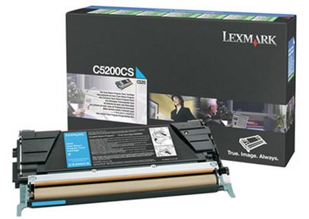 Comprar cartucho de toner C5200CS de Lexmark online.