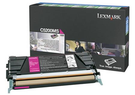Comprar cartucho de toner C5200MS de Lexmark online.