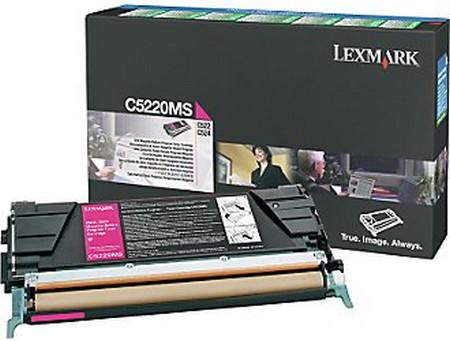 Comprar cartucho de toner C5220MS de Lexmark online.