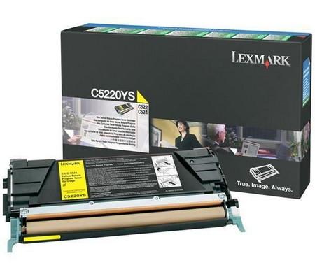 Comprar cartucho de toner C5220YS de Lexmark online.