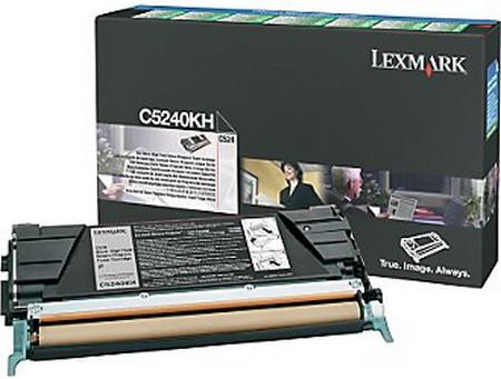 Comprar cartucho de toner C5240KH de Lexmark online.