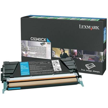 Comprar cartucho de toner C5340CX de Lexmark online.