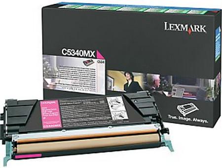Comprar cartucho de toner C5340MX de Lexmark online.